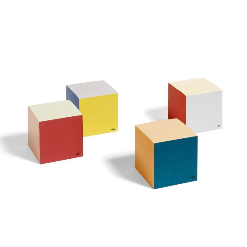 Paper Cube Note Block