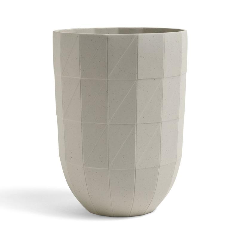 Paper Porcelain Vase, L