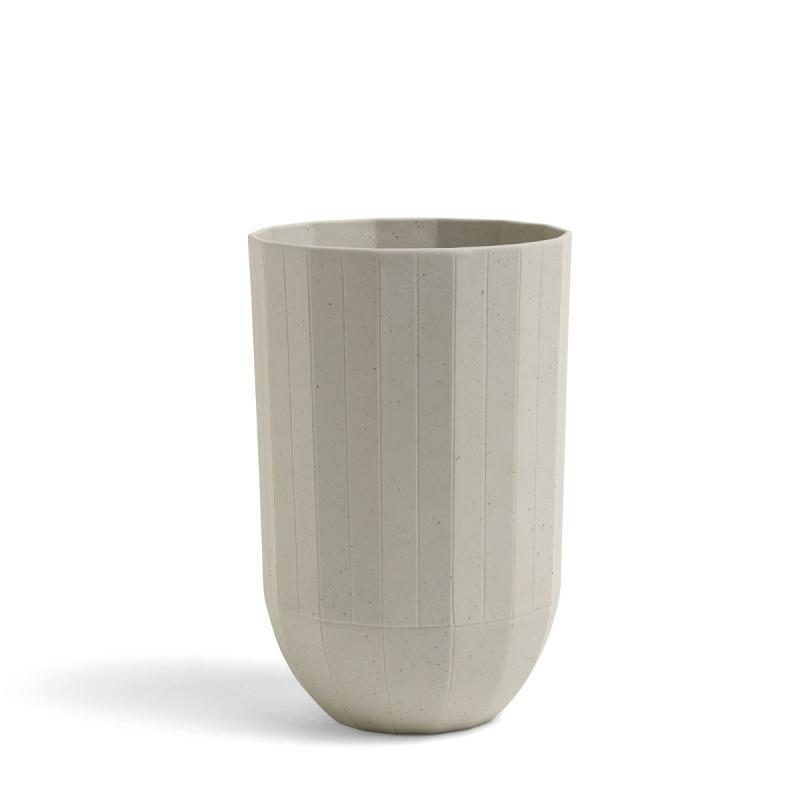 Paper Porcelain Vase, M