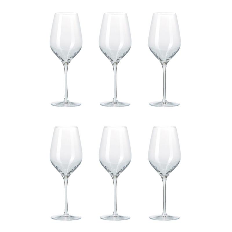 Passion Connoisseur White Wine Glasses, Set of 6