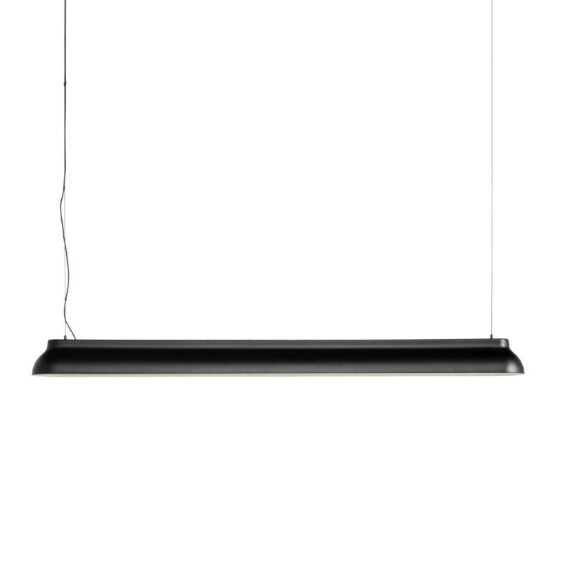 PC Linear Lamp, Soft Black