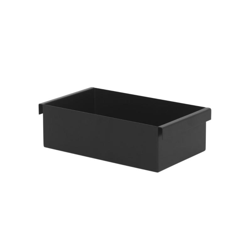 Plant Box Container, Black