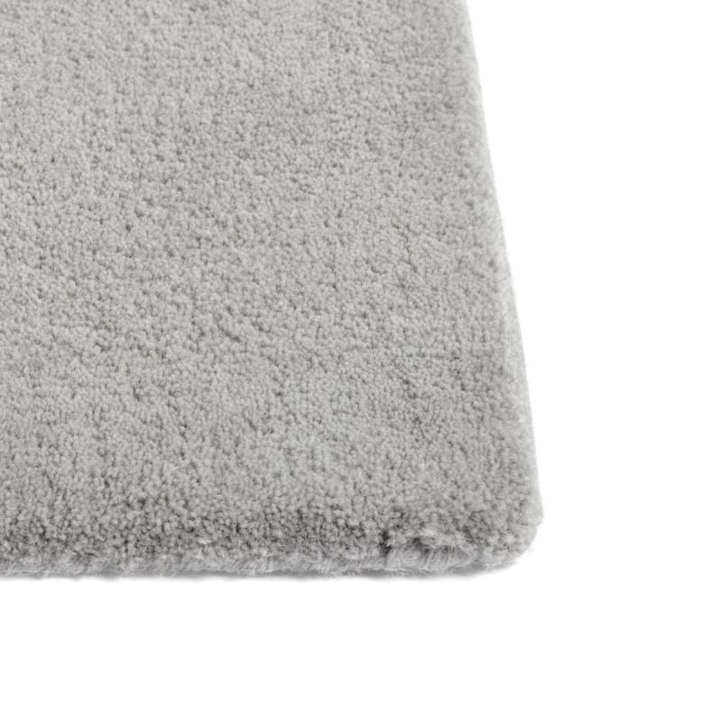 Raw Rug No2, 200x300cm, Light Grey
