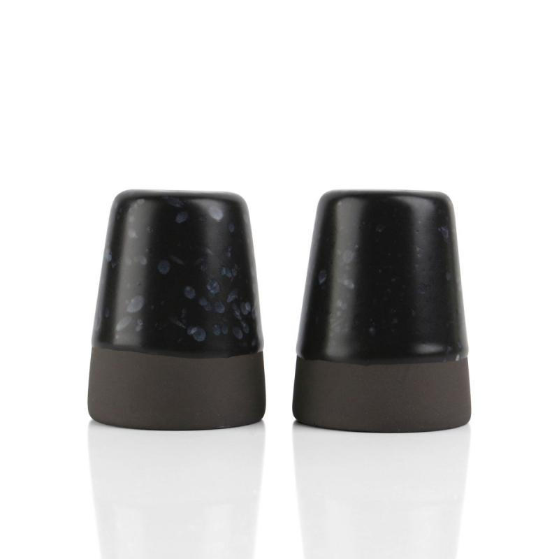 Raw Salt/Pepper Set