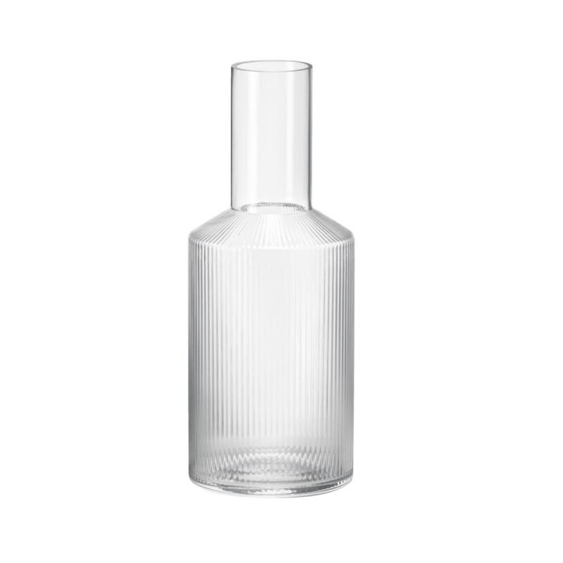 Ripple Carafe, Clear