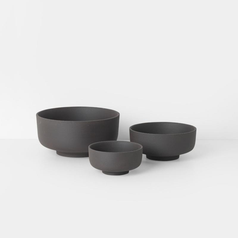 Sekki Bowls, Set Of 3
