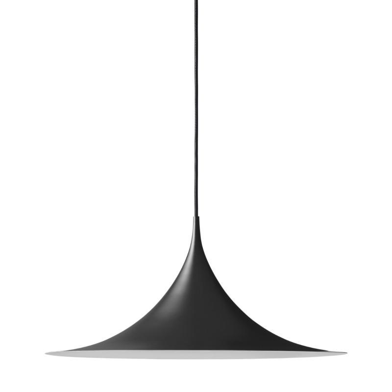 Semi Pendant, Ø47cm, Black