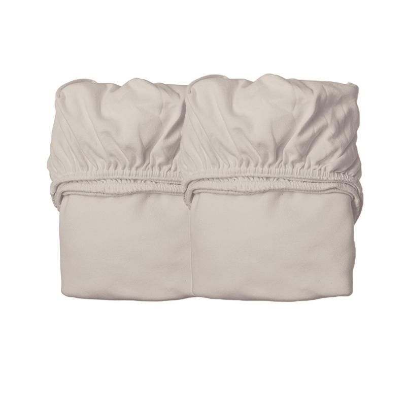 Sheets For Baby Cot, Organic, Cappuccino