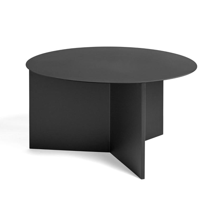 Slit Round Coffee Table, XL