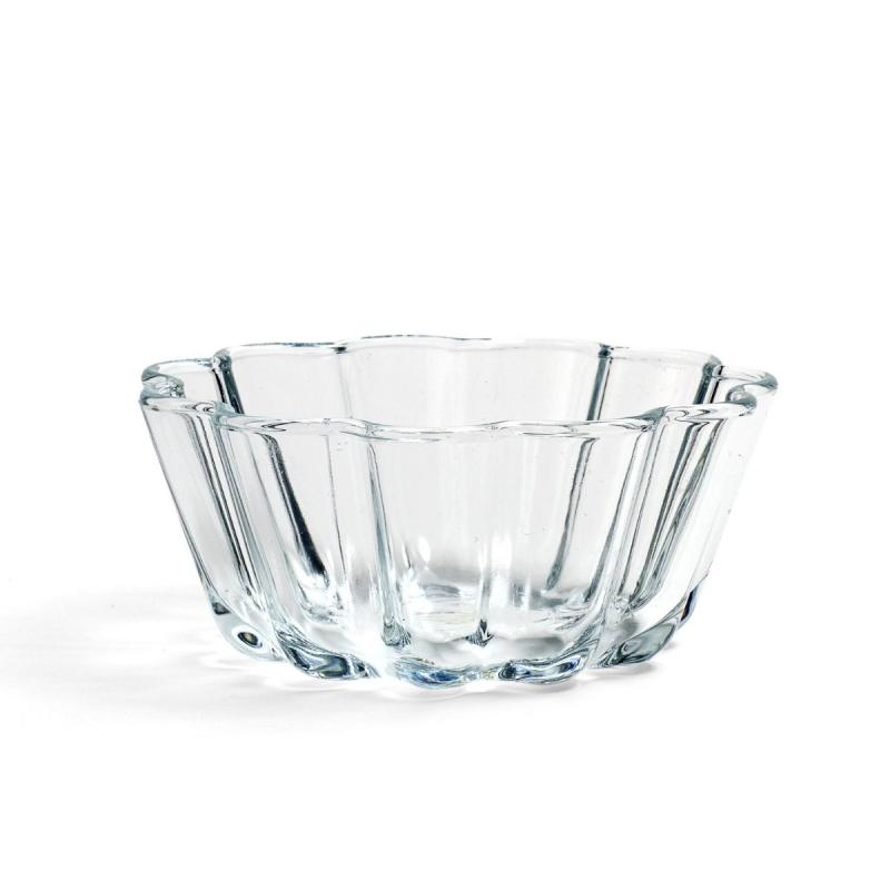 Small Glass Bowl, Clear