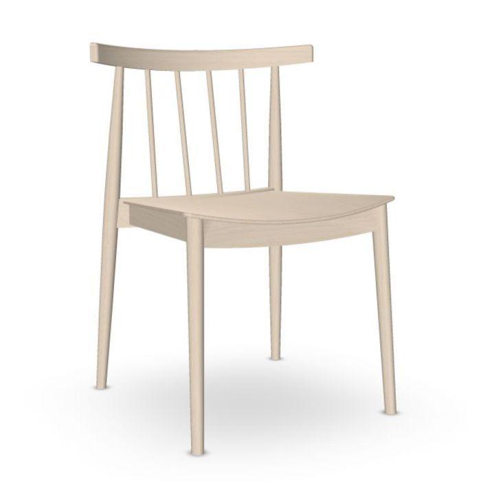 Smile Chair, Oak / Beech