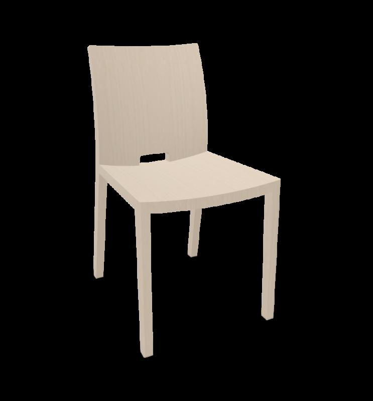 Unos Chair, Beech
