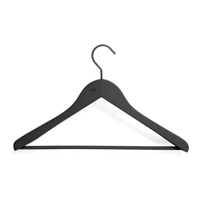 Soft Coat Hanger With Bar