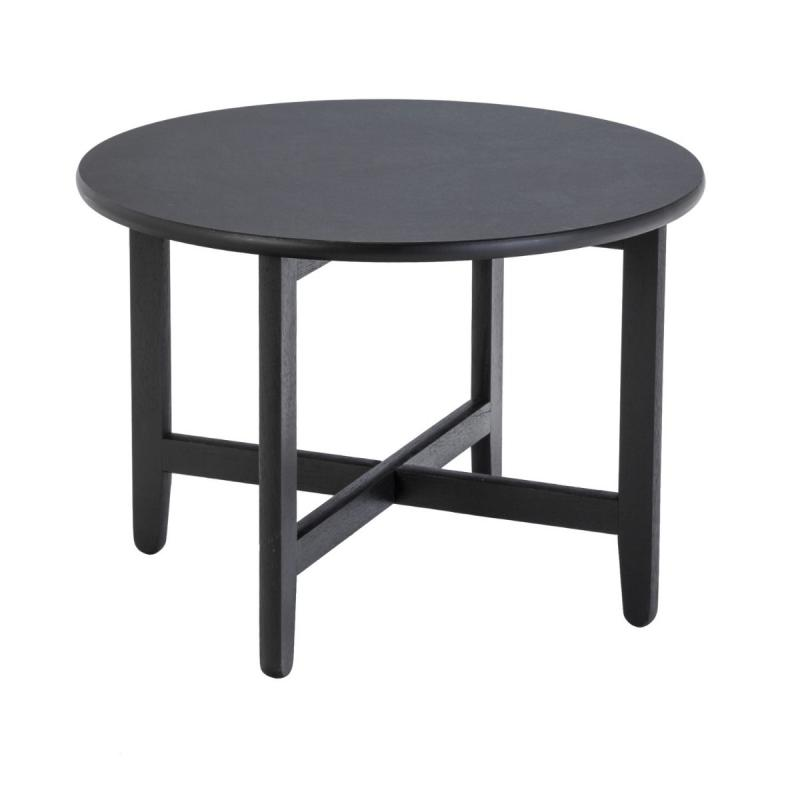 Spän Lounge Table, Ø60x43cm