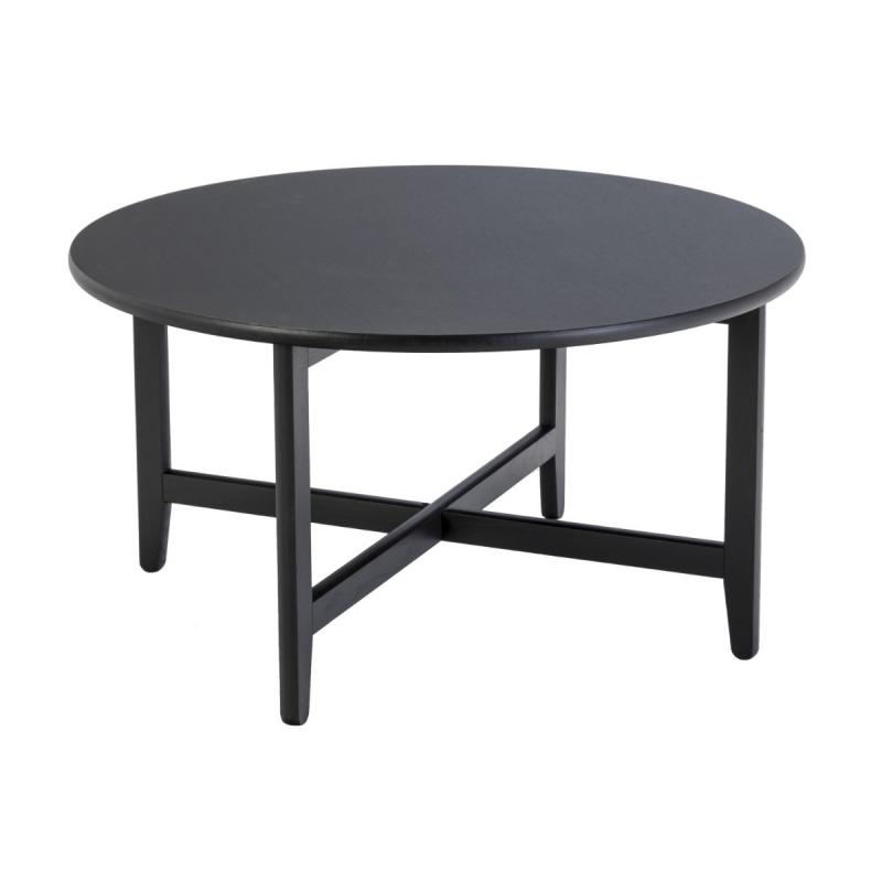 Spän Lounge Table, Ø80x43cm