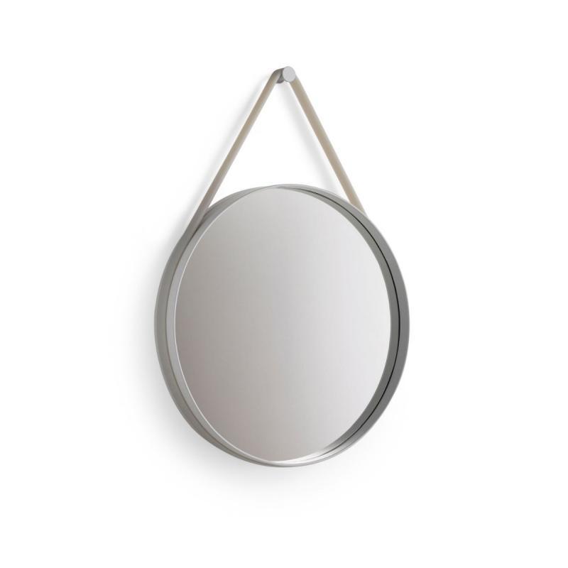 Strap Mirror, Ø50cm