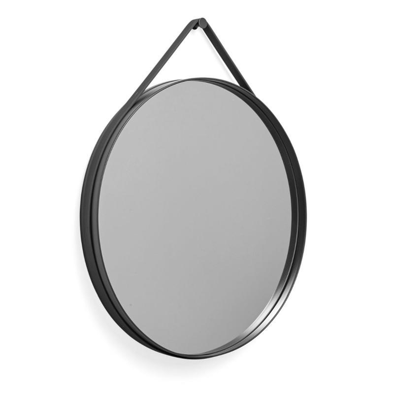 Strap Mirror, Ø70cm