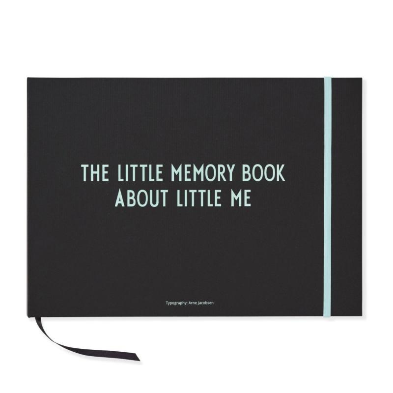 The Little Memory Book About Little Me