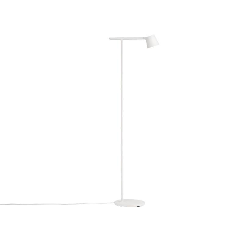 Tip Floor Lamp, White