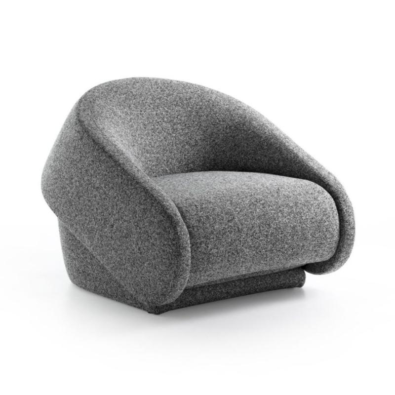 Up-Lift Armchair-Sofabed, Grey