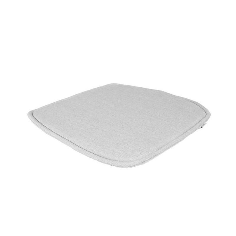 Vibe Lounge Chair Cushion, Light Grey