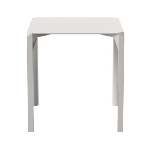 Quartz Dining Table, 69x69cm, Beige